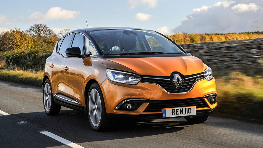 Renault's New Car Special Offers For April 2017 Launch