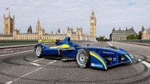 Formula E in London