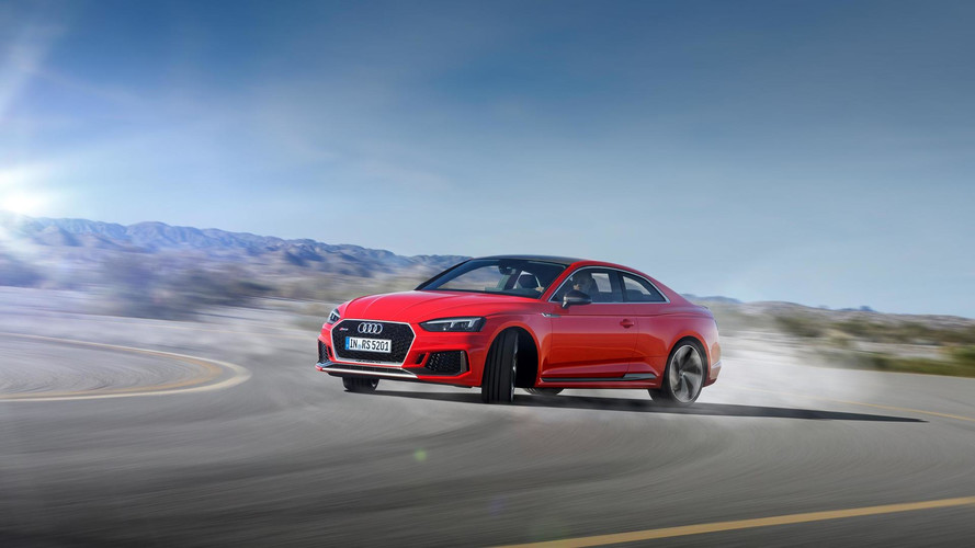 Vidéo compteur - Le 0 à 160 km/h en Audi RS 5 (2017)