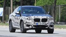 Novo BMW X4 2019 - Flagra