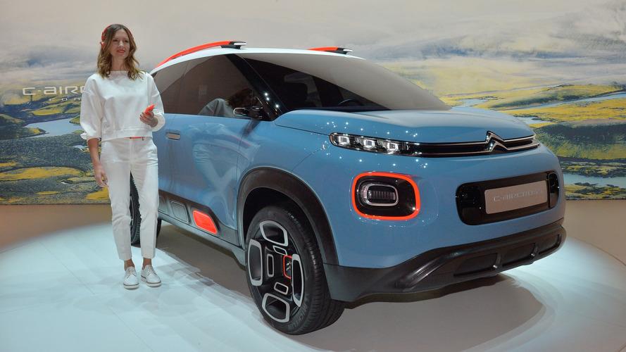 2017 - Citroën C-Aircross Concept