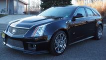 Score this rare 2012 cadillac cts v manual wagon while it 39 s affordable - Cadillac cts v glacier metallic edition ...