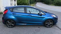 2015 Ford Fiesta ST Liquid Blue