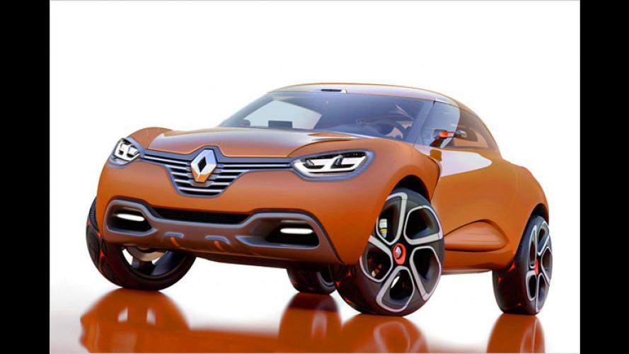 Renault Captur: Abenteuertour auf Rädern
