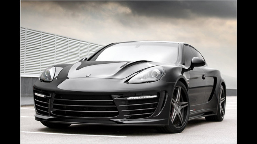 Aggressiv: Porsche Panamera Stingray GTR