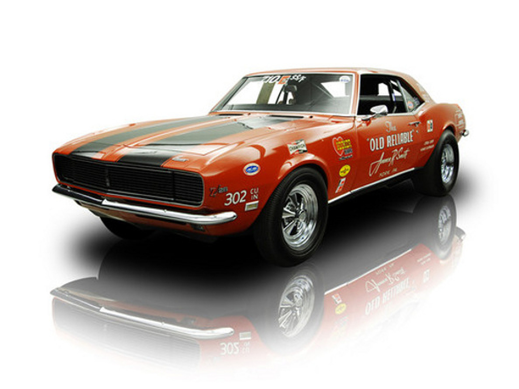 eBay Car of the Week: Super Stock Camaro Z/28