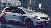 Renault Clio RS Trophy leaked before Geneva debut