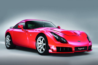 Here's Your First Look at the 2017 TVR Sports Car