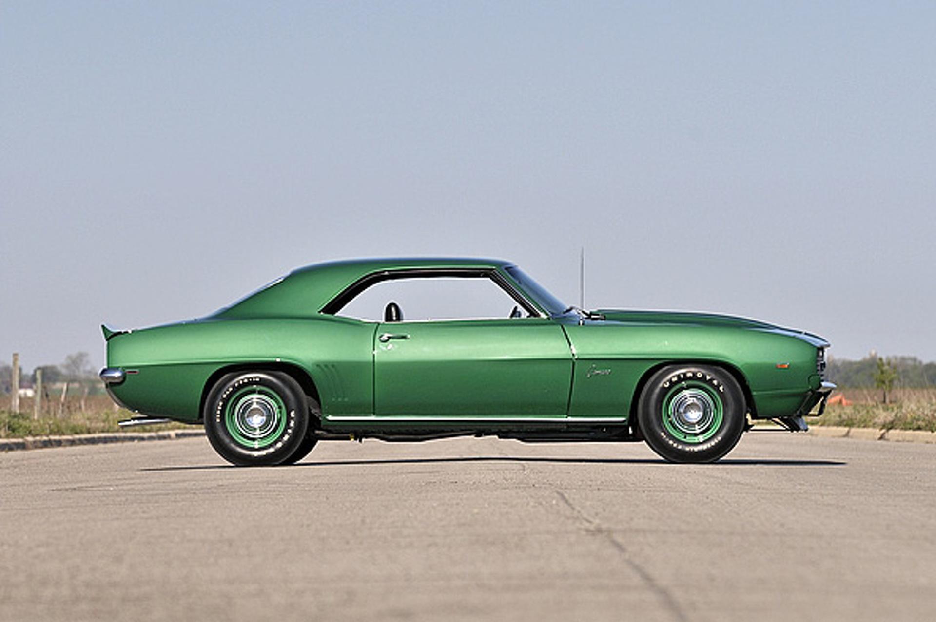 Sold Ride: 1969 COPO 427 Camaro