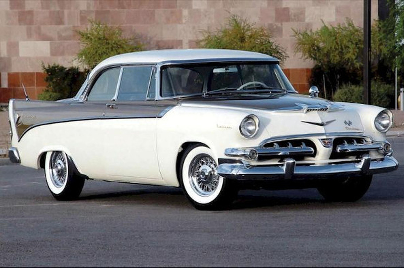 Original Muscle: 1956 Dodge Royal/Lancer D-500