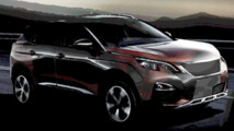 All-new Peugeot 3008 teaser