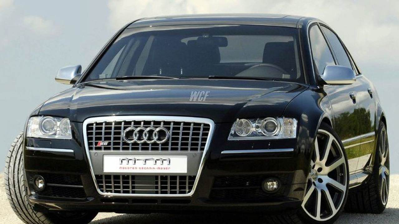 MTM Audi S8 2006