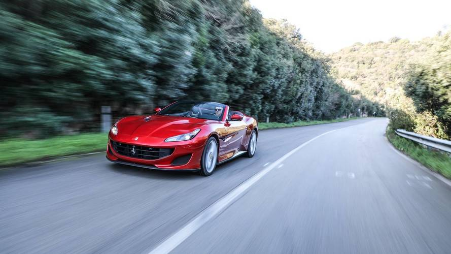 2018 Ferrari Portofino İlk Sürüş: Keskin ama hâlâ bir GT