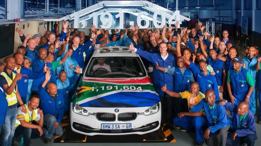 BMW South Africa Ends 3 Series Sedan Production After 35 Years