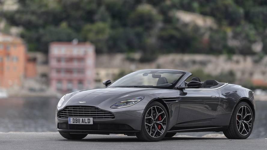 2018 Aston Martin DB11 Volante: İlk Sürüş