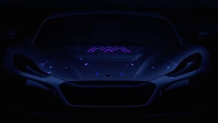 La nouvelle supercar Rimac fait une brève apparition dans un teaser