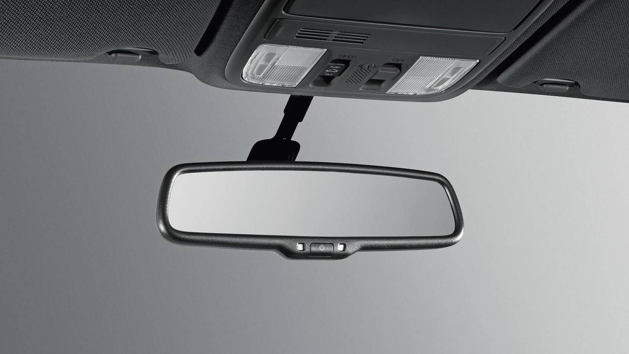 10. Automatic Day/Night Mirrors