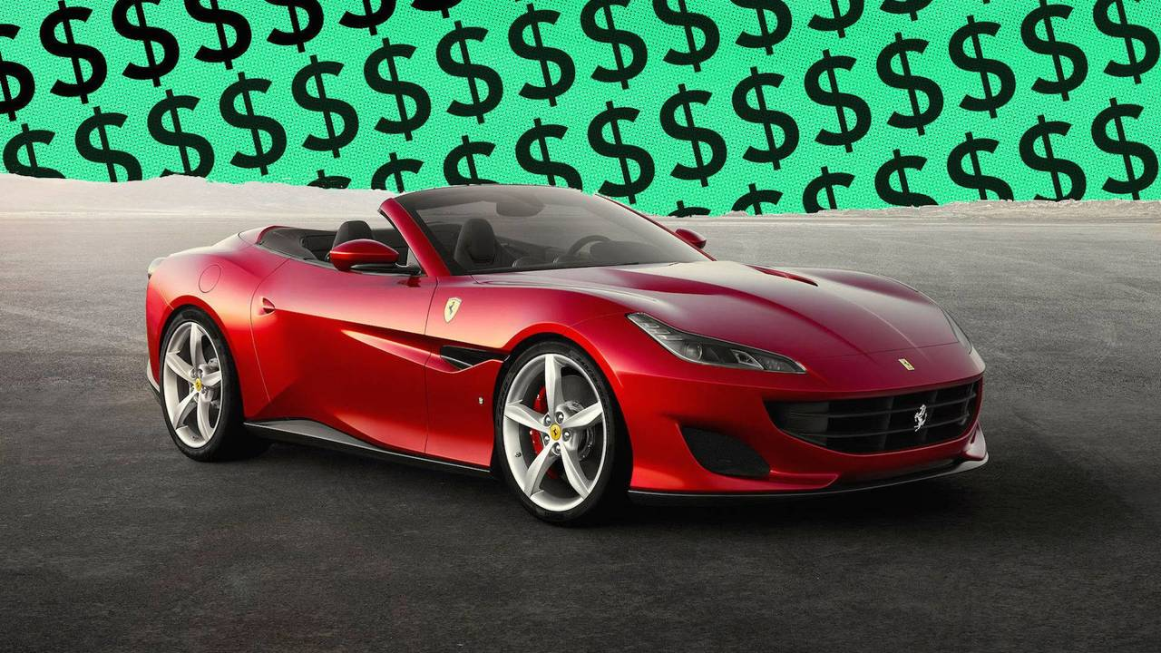 10 ferrari portofino options you 39 d be crazy to pay for. Black Bedroom Furniture Sets. Home Design Ideas