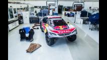 Peugeot 3008 DKR, la livrea per la Dakar 2017