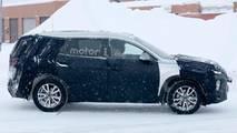 2019 Hyundai Santa Fe Spy Photo