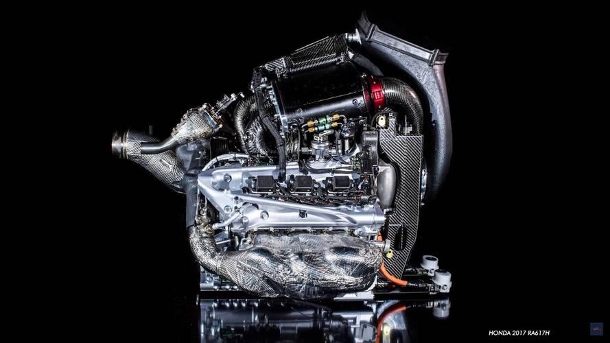 Toro Rosso Fires Up 2018 Honda F1 Engine