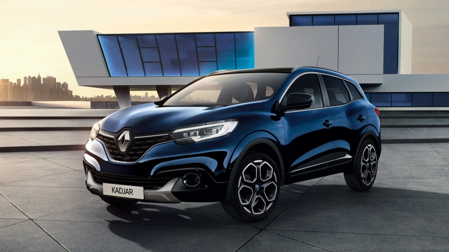 Renault Kadjar Sport Edition, valori sportivi