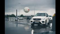 Mercedes GLE, ultima tappa del Polar Sun Trip sulle AMG