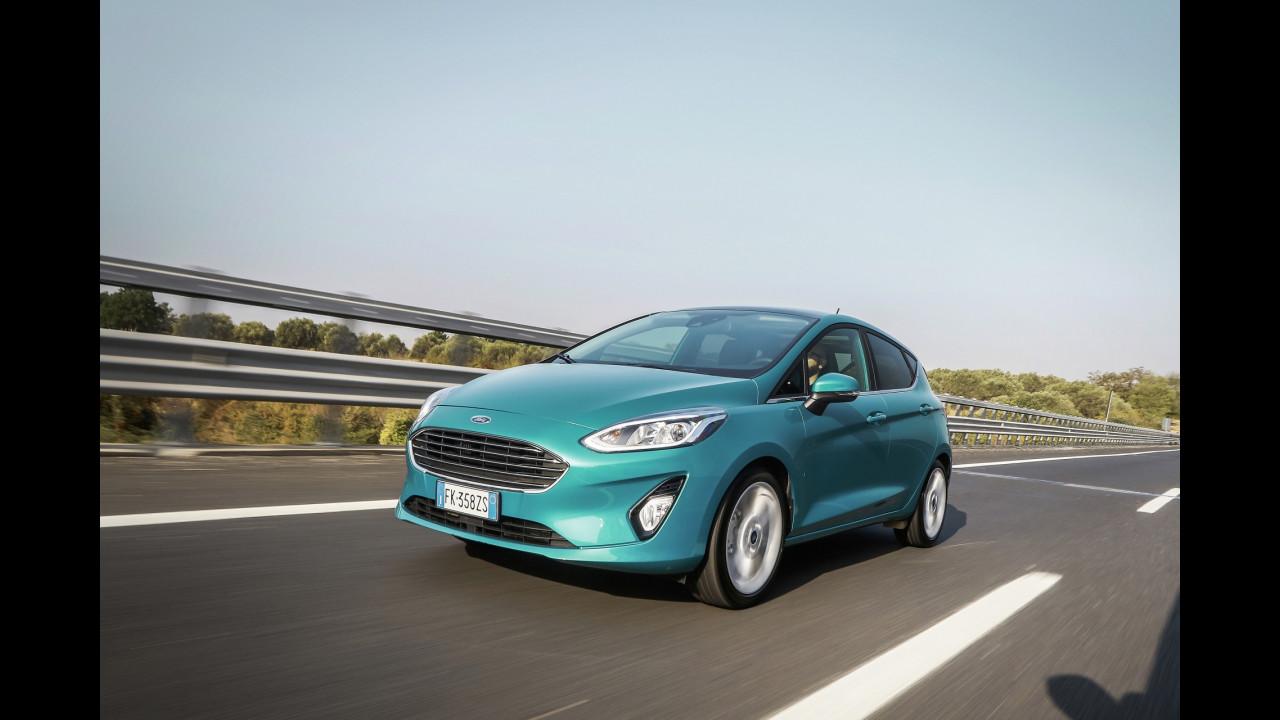 Nuova Ford Fiesta, la prova completa