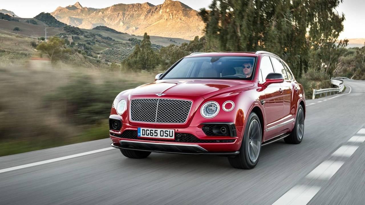 Bentley 12 Adet