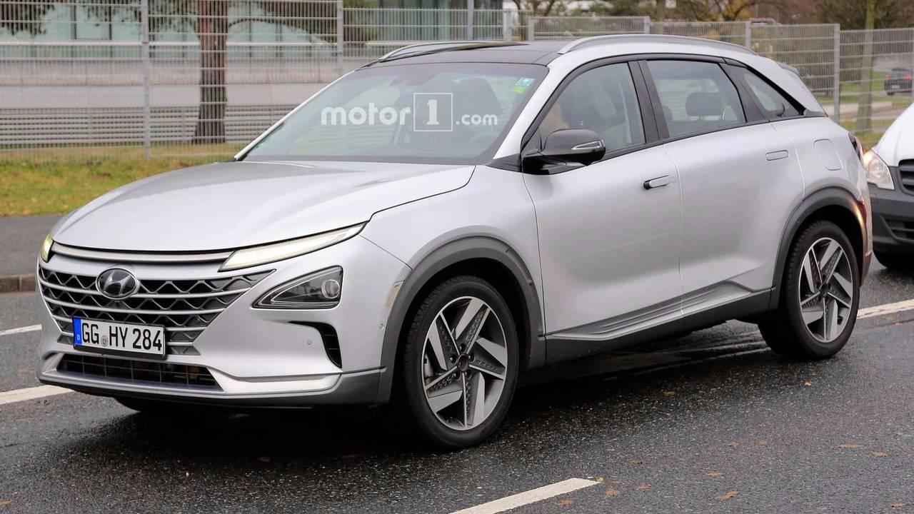 Hyundai FCEV casus foto