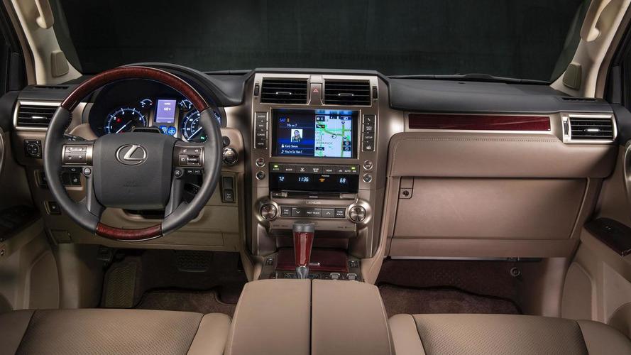 2014 Lexus GX unveiled [video]