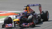 Sebastian Vettel (GER) Red Bull Racing RB9
