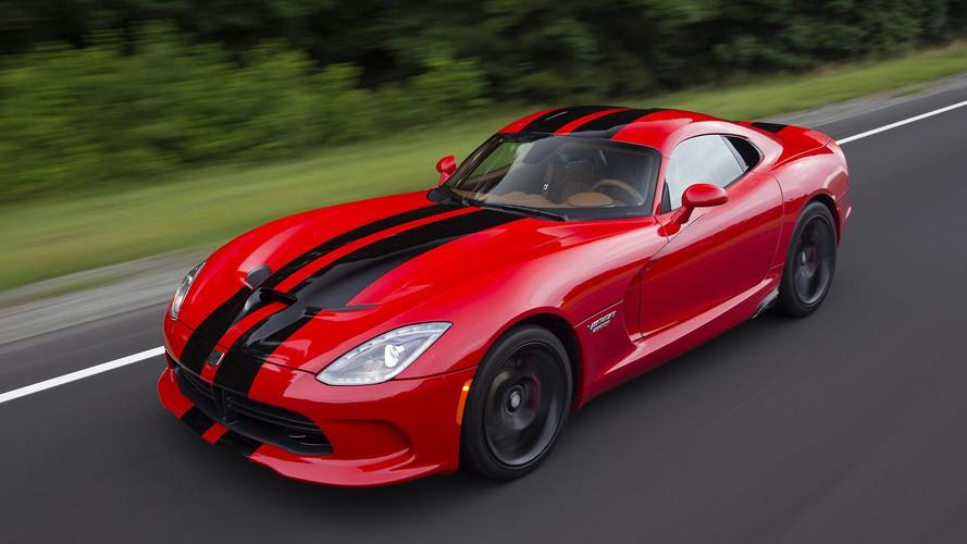 FCA descarta lançamento de nova geração para o Dodge Viper