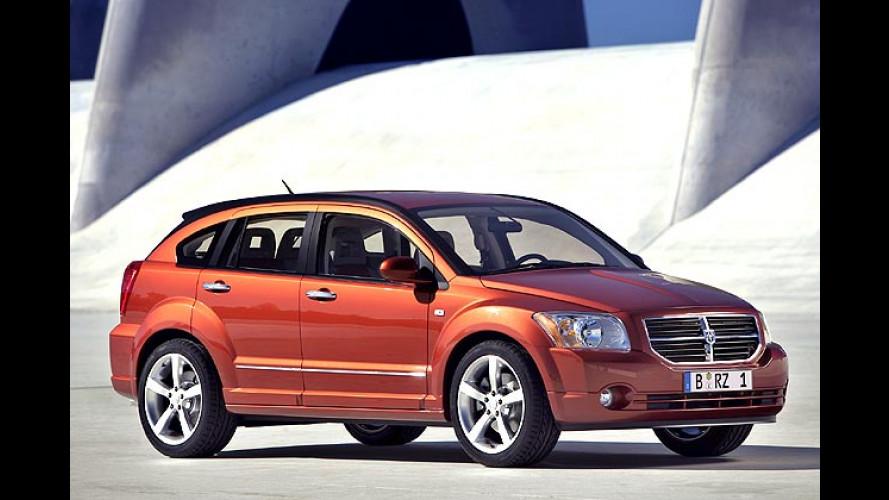 Dodge Caliber: Typisch Ami und doch kompakt