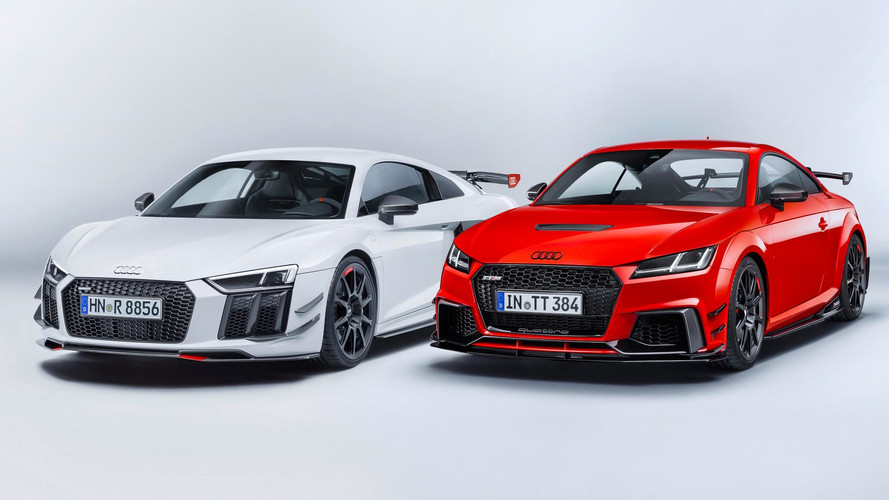Audi TT and R8 Performance Parts