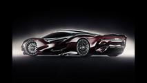 Jaguar X Süper Otomobil Konsepti