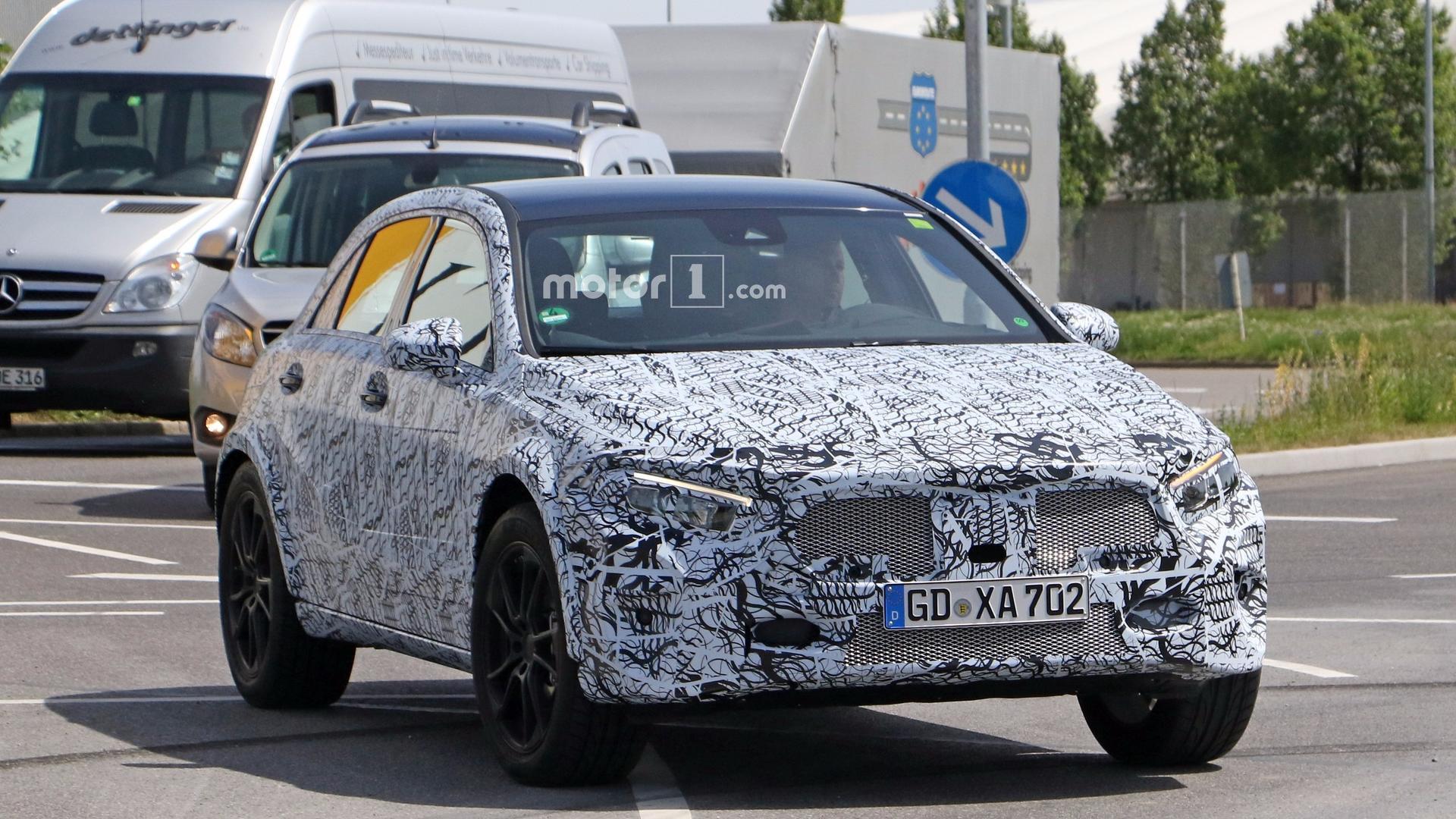 2020 Mercedes GLA II 17