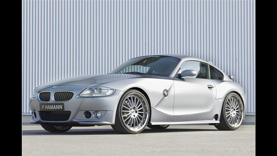 Hamann BMW Z4 M Coupé: Veredelt und entfesselt