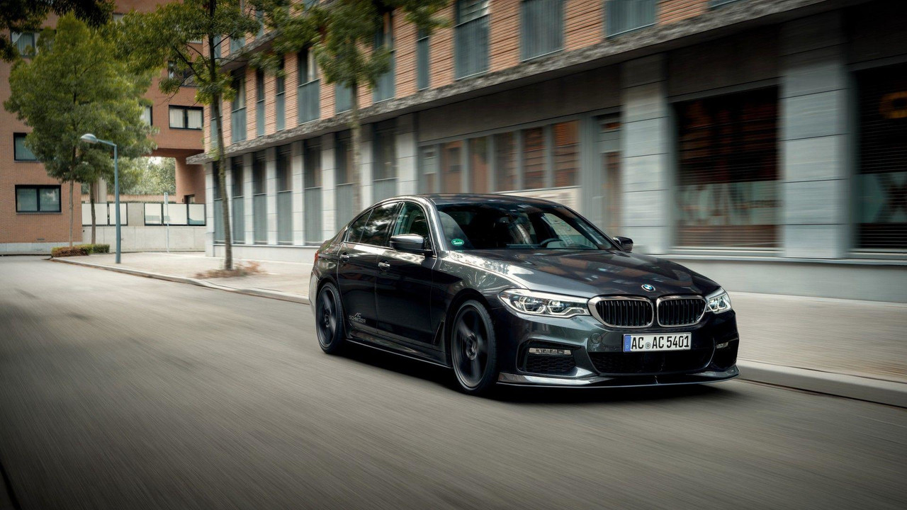 bmw 5 series tuned to make extra power high class look. Black Bedroom Furniture Sets. Home Design Ideas