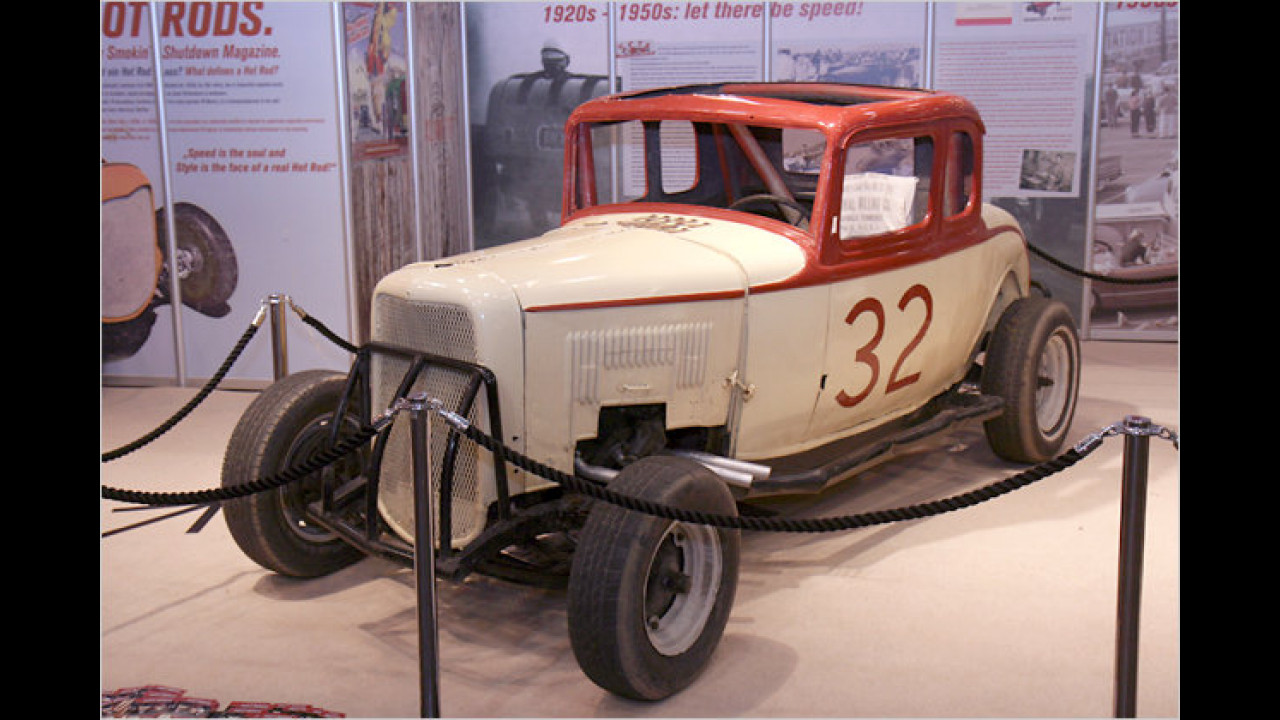 1932 Ford Vintage Race Car
