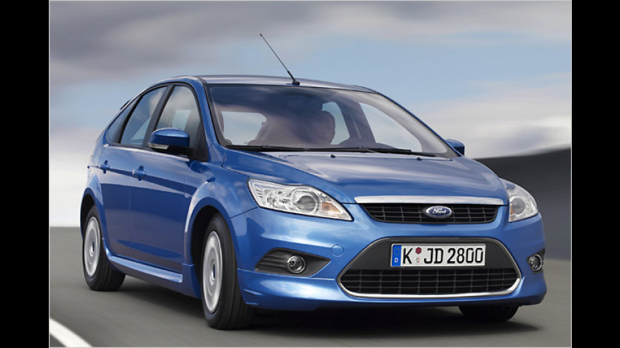 Sauber: Auszeichnung für Ford Focus ECOnetic