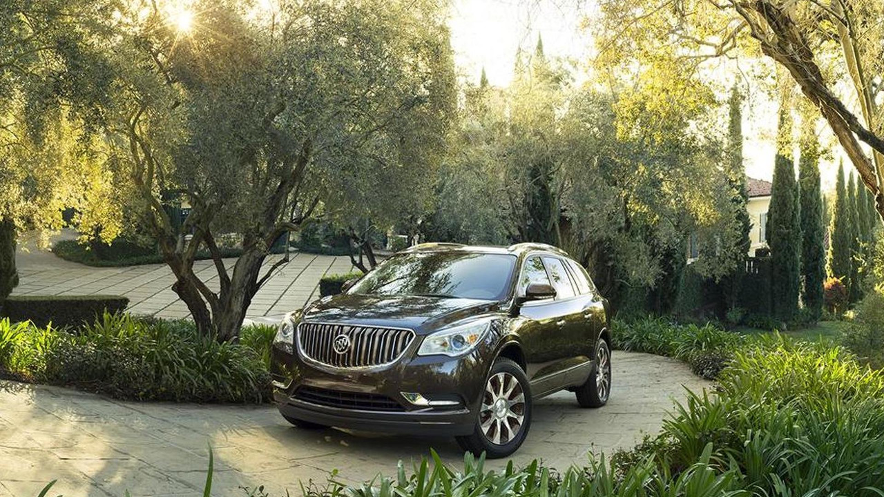 2016 Buick Enclave Tuscan Edition