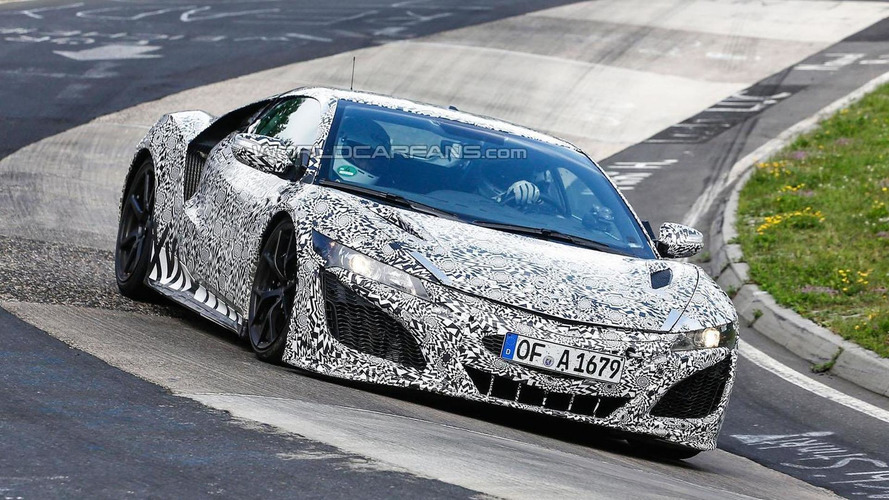 Acura announced an NSX successor nearly 9.5 years ago