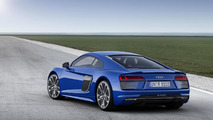 Audi R8 e-tron weighs a hefty 1,840 kg