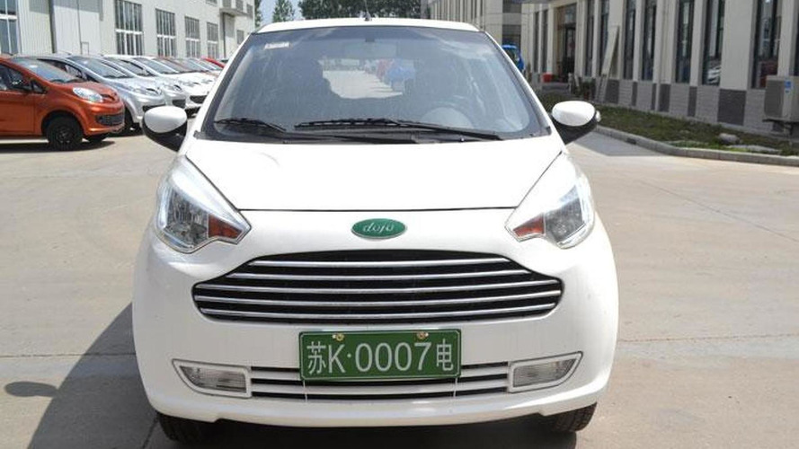 Aston Martin Cygnet lookalike emerges from China