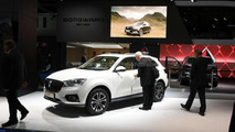 Borgward at 2015 IAA