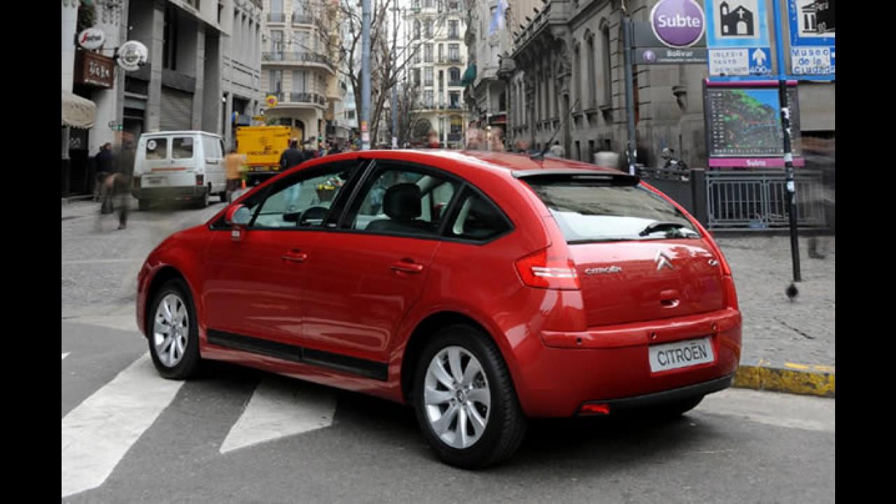 Citroën anuncia Recall dos modelos C4 e C4 Pallas