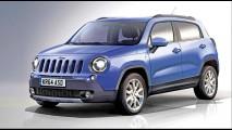 Não é mais Jeepster: SUV compacto da Jeep deve se chamar Laredo