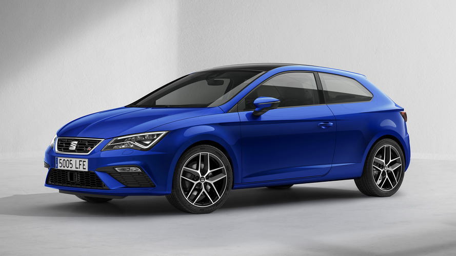 SEAT Announces Next-Gen Leon For 2019; 310-Mile EV For 2020