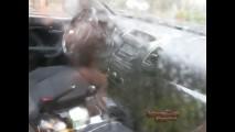 Flagra: Kia Sorento 2013 deixa à mostra retoques que receberá no interior
